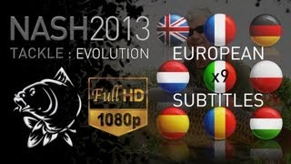 carp fishing nash 2013 full promo dvd 1080p subtitles nash tackle kevin nash carp angler