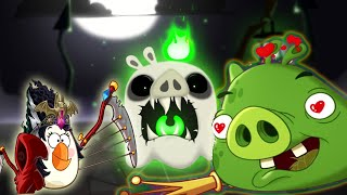 Angry Birds Epic: Witch Vs Ghost Pigs 3000 Years War Goes On
