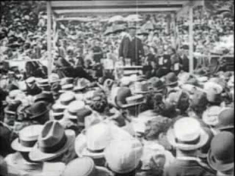 1912 PROGRESSIVE CAMPAIGN