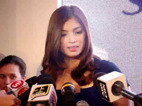 Angel Locsin talks about her lovelife