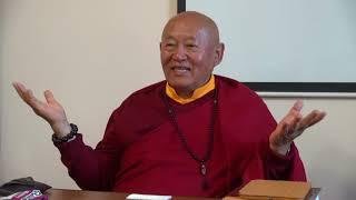 Дрикунг Кьябгон Четсанг. Как найти равновесие в жизни?