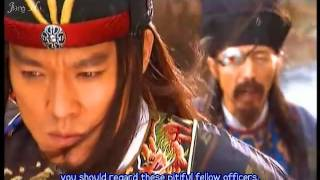 Sword Stained with Royal Blood Ep19a 碧血剑 Bi Xue Jian Eng Hardsubbed