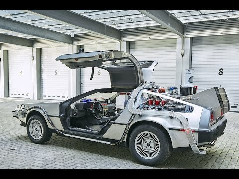Doku Delorean Dmc 12 Umbau Zur Zeitmaschine Youtube