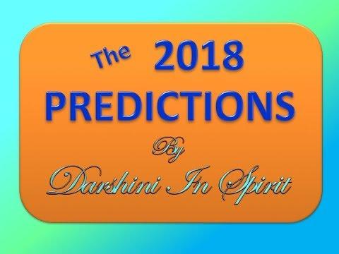 2018 & 2019 PREDICTIONS -AMERICA/CANADA - WORLD PREDICTIONS uploaded -Next Video