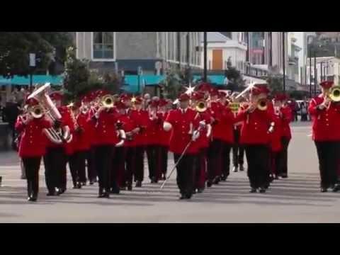 Brass Whanganui - 2016 National Brass Band Contest Napier - Street March (B Grade Winners)
