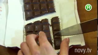 Откусить кусок шоколадки, и получить... целую плитку? - Аферисты в сетях - 13.04.2015