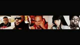 DJ Khaled ft. Rick Ross, Chris Brown, Nicki Minaj & Lil Wayne - Take It To The Head (LYRICS)
