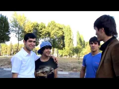 Репортаж со съемок клипа 2Boys ZePeR - I Love You Tajik Music Production HD