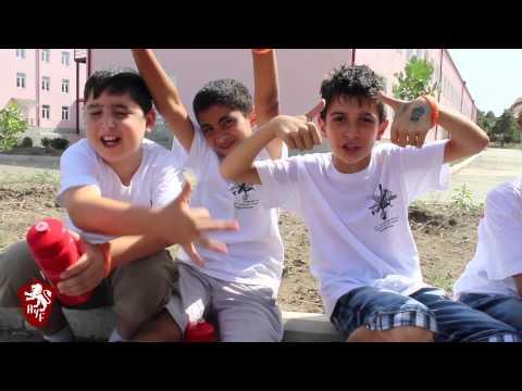 AYF Youth Corps Around Armenia