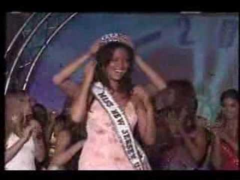 Tiffany Andrade Wins Miss NJ USA 2008