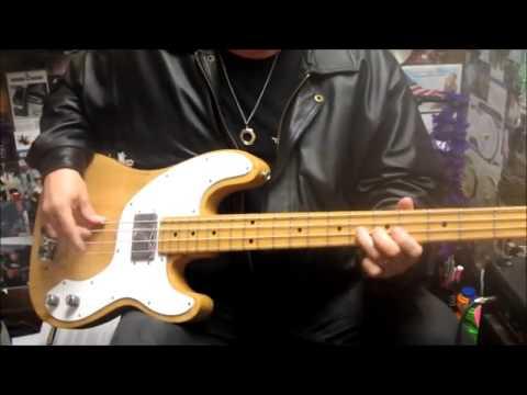 EADG 4: Part 27 - Easy Livin' and the Fender Telecaster Bass