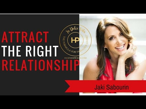 Attract the Right Relationship: The Formula for Owning Your Power Episode #118