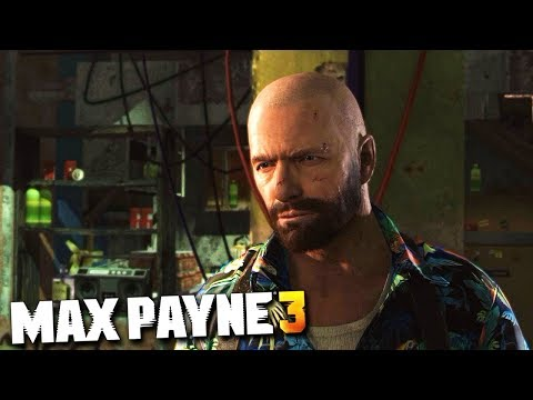 Max Payne 3 - Chapter #9 - Here I Was...