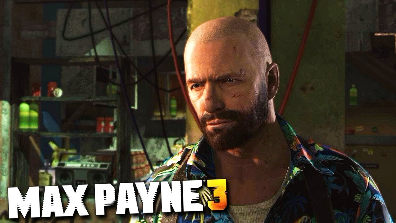 Max Payne 3 Chapter 9 Here I Was Again Halfway Down The
