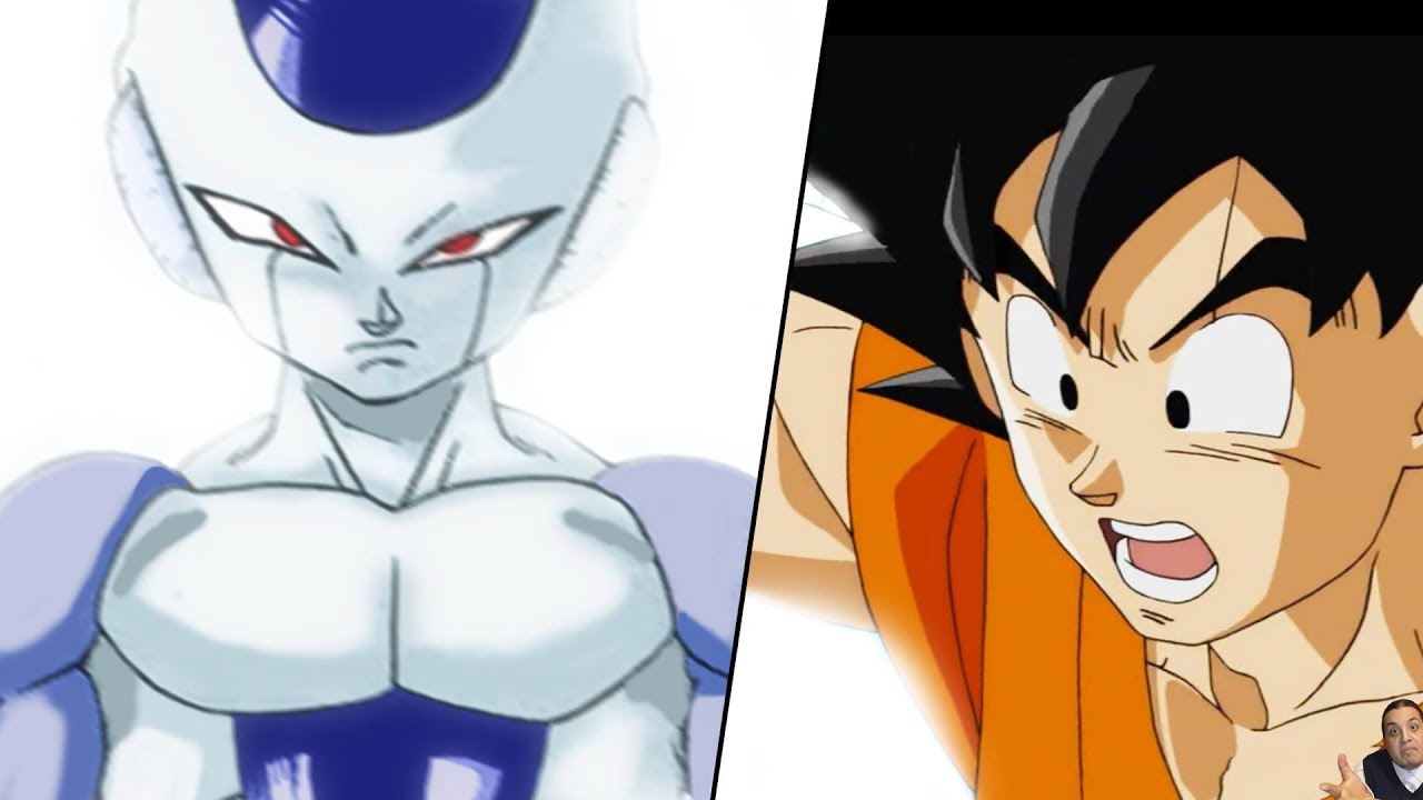 Are Universe 6 Warriors Weak? Goku Vs Frost Final Form! Dragon ...