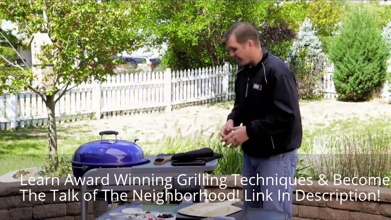 how to make homemade pizza on the grill