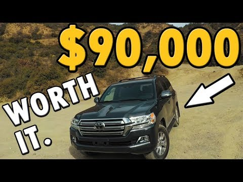 2018 Toyota Land Cruiser Review | Test Drive Tuesday on Truck Central