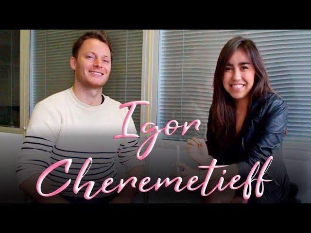 IGOR CHEREMETIEFF!! ! Entrevista // Interview