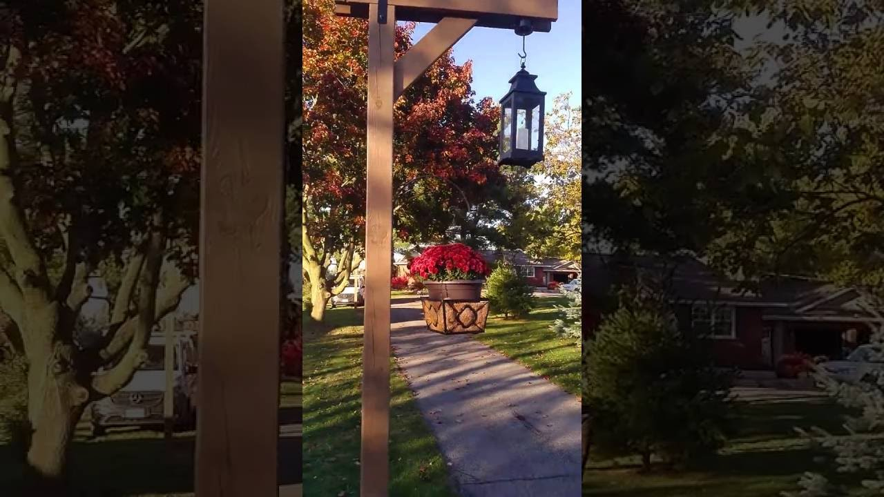 Jls canada timber solar driveway lighting pole jlscanada jls canada timber solar driveway lighting pole jlscanada mozeypictures Image collections