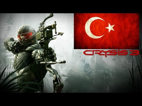 Crysis 3/Orjinal Türk Yapımı/Türkçe Dublaj/İftara Doğru/2.Bölüm