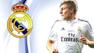 Toni Kroos - Skills, Passes & Assists | 2015/2016 | HD