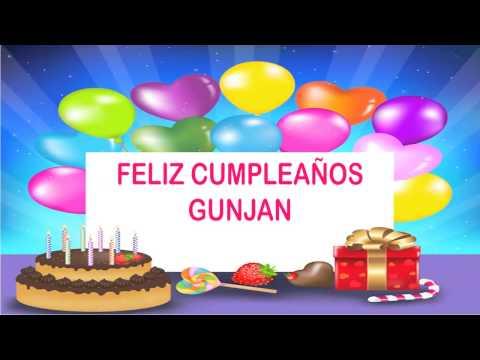 Gunjan   Wishes & Mensajes - Happy Birthday