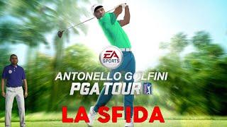 EA Sports Antonello Golfini PGA Tour ® - La Sfida