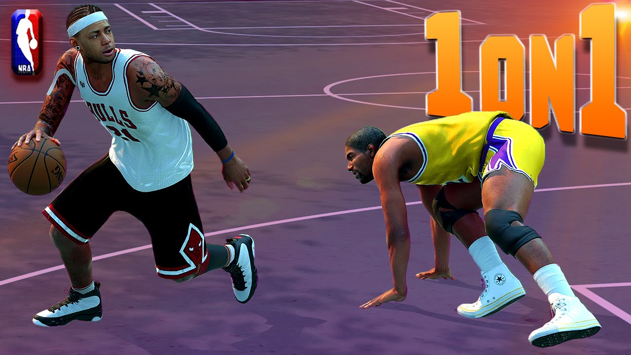 Download Magic Johnson - Tallest PG To Get His Ankles Broken - NBA 2K16 1 on1