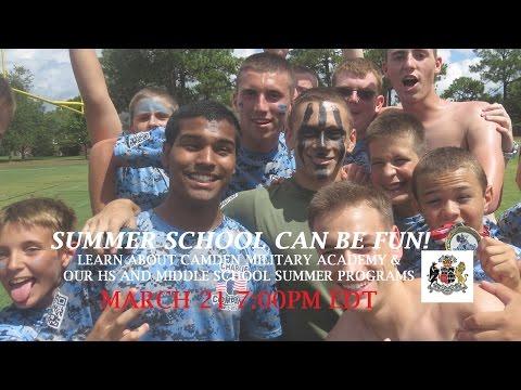 CMA: Summer Programs