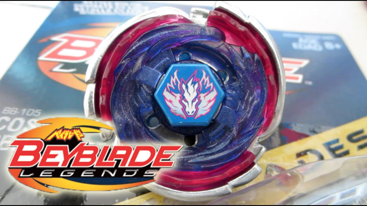 Cosmic Pegasus F D Beyblade Legends Hyperblades Unboxing Review Beyblade Metal Fury Fight 4d Youtube