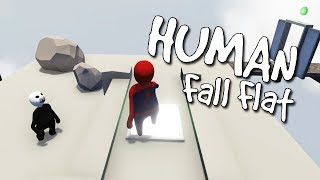 Human Fall Flat - No Short Cuts [Workshop] - Gameplay, Walkthrough