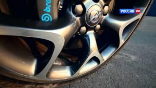 Тест-драйв Opel Insignia OPC 2011 // АвтоВести 22