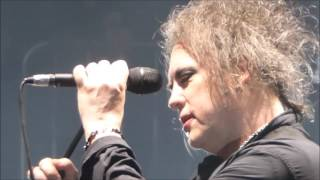 The Cure - IT CAN NEVER BE THE SAME (MultiCam Live 2016)