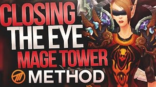 Closing the Eye Artifact Challenge - Mage Tower
