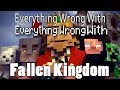 """Everything Wrong With """"Everything Wrong With Fallen Kingdom in 10 Minutes or Less"""""""