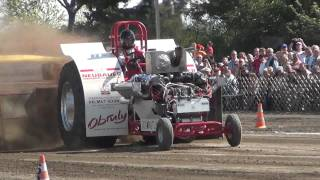 Tractor Pulling Fuchsenbigl 2011 - Brutus Freie Klasse 2,5 t 2. Lauf