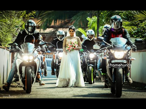 An Epic Wedding tale From Kerala !!