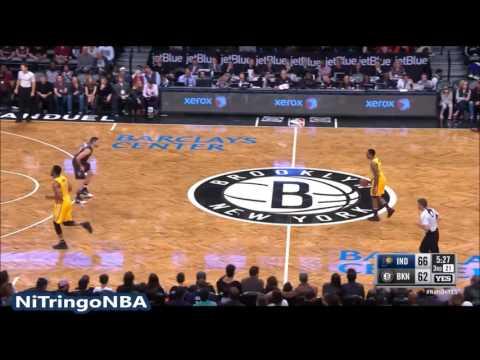 Indiana Pacers vs Brooklyn Nets - Full Game Highlights | October 28, 2016 | NBA Regular Season