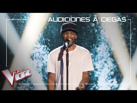 Marcelino Damion Canta 'Jealous' | Audiciones A Ciegas | La Voz Antena 3 2019