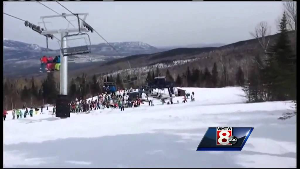 Chair Lift Accident Joss And Main Dining Chairs Sugarloaf Gearbox Failure Led To Chairlift Youtube