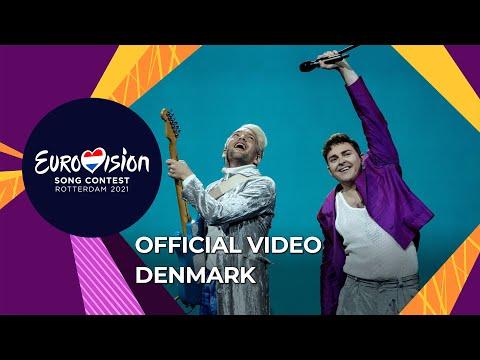 Fyr & Flamme - Øve Os På Hinanden - Denmark 🇩🇰 - Official Video - Eurovision 2021