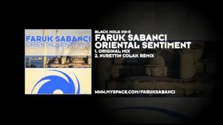 Faruk Sabanci - Oriental Sentiment