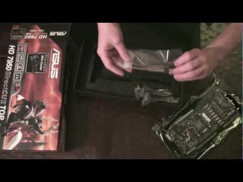 Asus AMD Radeon HD 7950 DirectCU II TOP
