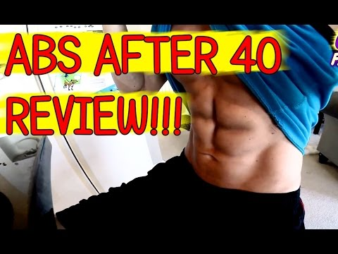 Abs After 40 - Discover The TRUTH in my Abs After 40 REVIEW!