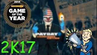 Payday 2 Crimewave game of the year Edition