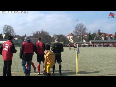 Highlights: Post SV Dresden - Dresdner SC - 27.03.2011