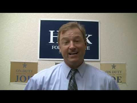 U.S. Senator Dean Heller Goes On Duty for Joe Heck
