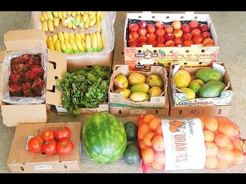What I Eat In A Day [80/10/10 Raw Vegan] Under $10 (Nov 2014)