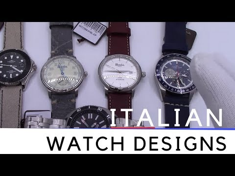 Watches Designed In Italy - Is Mondia The Best Watch For Your Money