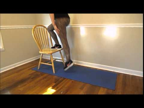 Step Up with chair